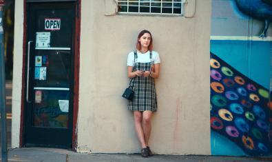 Fotograma de 'Lady Bird', amb Saorise Ronan
