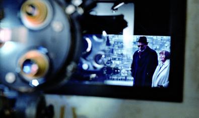 Imagen de una filmación