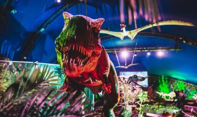 Un T-Rex.