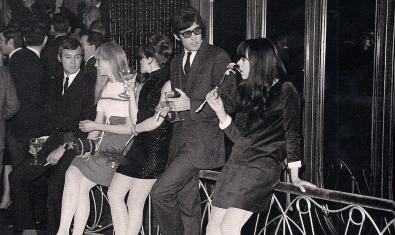 Una nit a la discoteca Bocaccio
