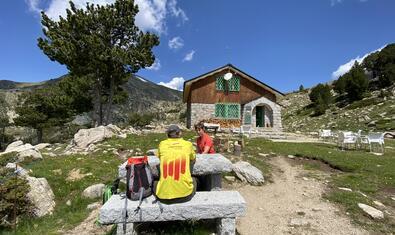 Refugio de Estanys de la Pera (La Cerdanya)