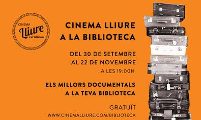 Cine Libre en la Biblioteca