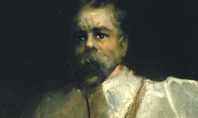 Autorretrato del pintor Aleix Clapés