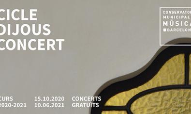 """El cicle """"Dijous concert"""" torna el proper 15 d'octubre"""