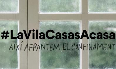 La Fundació Vila Casas está cerrada, pero podéis ver algunas de sus exposiciones en línea