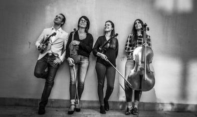 Quartet Moana, con 'Dones Compositores', el 7 de marzo