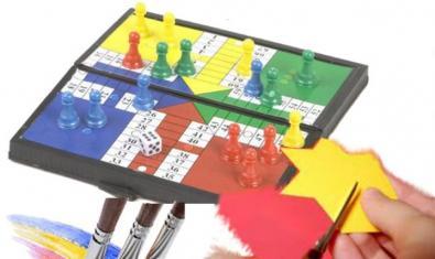 Un dels jocs clàssics que no pot faltar al taller.