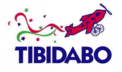 Logo del Parque de atracciones Tibidabo.