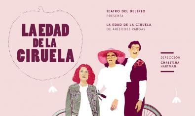 'La edad de la ciruela' dirigida por Christina Hartman. Imagen de Susana Alonso