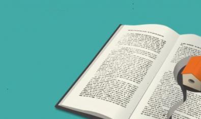 El dibuix d'una casa edificada en les pàgines d'un llibre serveix d'imatge per a l'edició d'enguany