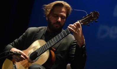 """Marcin Dylla inaugura el Festival """"Ferran Sor"""""""