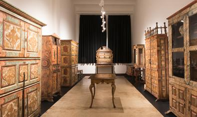 La Fundació Pla Armengol té una de les col·leccions de mobles antics més important d'Europa