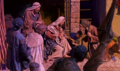 The Museu Frederic Marès and the Monastery of Perdralbes will exhibit the usual traditional nativity scenes