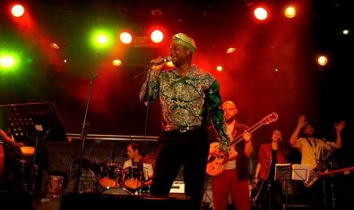 Imagen del conjunto musical que abre la nueva temporada de Barcelona Districte Cultural