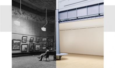 La Sala Parés no ha parat mai l'activitat des del 1877