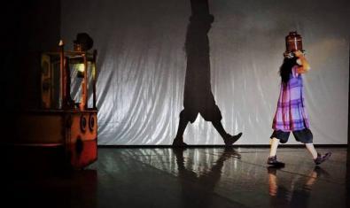 Fotografia de l'espectacle de dansa