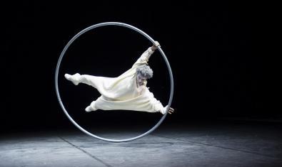 Aime Morales, un dels artistes que actuarà a la Nit de Circ