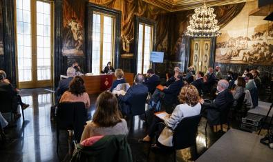 Accions per consolidar Barcelona com a ciutat internacional de ciència
