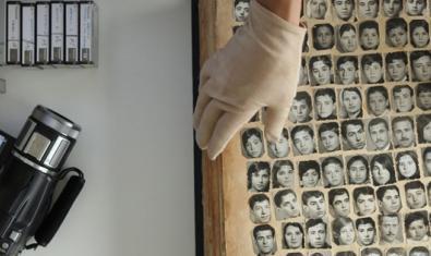 Akram Zaatari en el MACBA