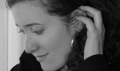 La poeta Alba Camarasa