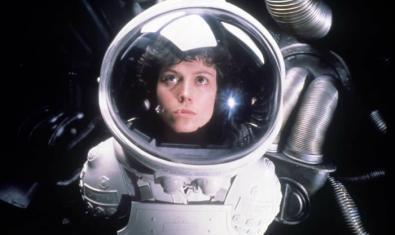 Sigourney Weaver prtoagoniza 'Alien'
