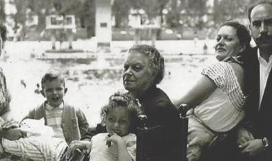Retrato de una familia de exiliados españoles en el México de 1939