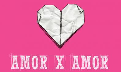 Cartel del concierto solidario Amor x Amor