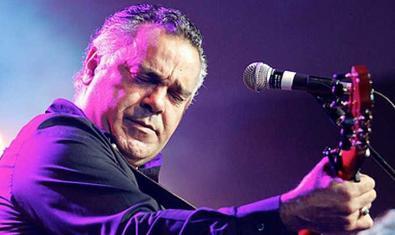 André Reyes, guitarrista y vocalista de Gipsy Kings