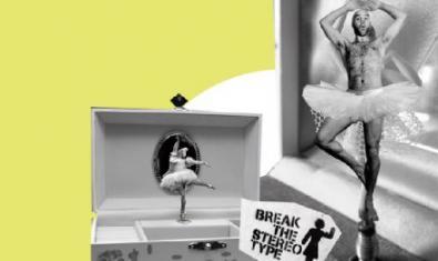 Cartell de l'exposició 'Ara parlem de dones!'