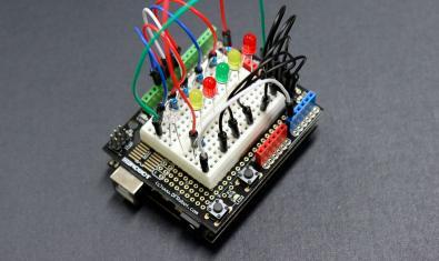 Imagen de un dispositivo basado en Arduino