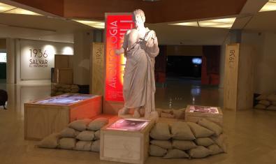 'Arqueologia a l'exili'