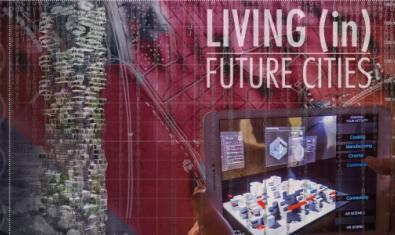 'Living in future cities', l'exposició que obre preguntes de com viurem al futur immediat
