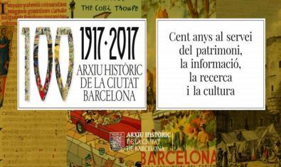 Exposició a l' Arxiu Històric de la Ciutat de Barcelona