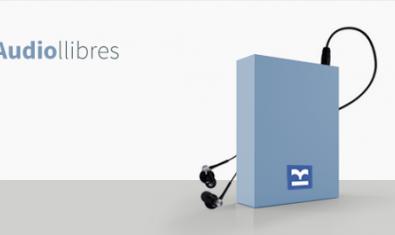 Una imagen promocional de los audiolibros