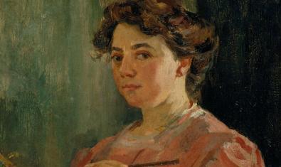 L'artista va fer gran quantitat de retrats, però també va conrear altres temàtiques
