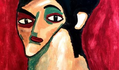 'Ojos negros' de Jesús Llorente