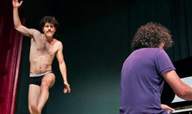 Toni Viñals y Marc Garcia-Rami en 'Balla amb mi'