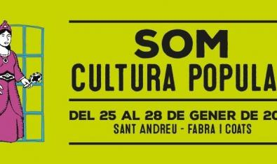 The poster for the second edition of this popular culture forum