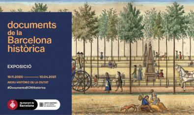 'Documents de la Barcelona històrica' se inaugura el próximo 19 de noviembre