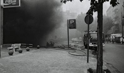 Una de les fotografies presents a l'exposició