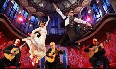 Barcelona Guitar Trio con Carolina Morgado y José M. Álvarez