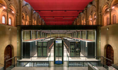 El supercomputador MareNostrum
