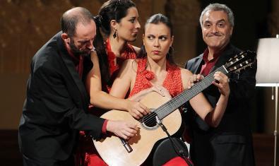 Barcelona 4 Guitars pujarà a l'escenari del Palau de la Música