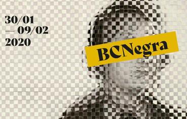 Imatge del cartell BCNegra 2020