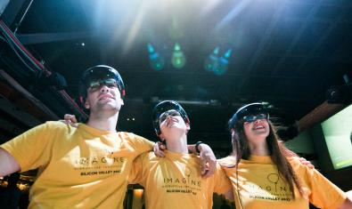 Presentación de los proyectos de Imagine Silicon Valley 2017