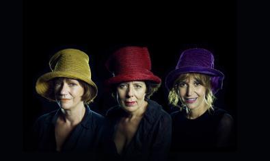 'Beckett's ladies: Passos, Bressol, No jo, Anar i tornar'