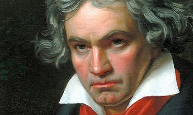 Beethoven a través del pincel de Joseph Karl Stieler