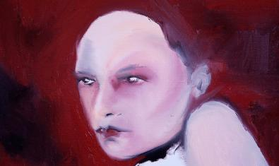 Una de les obres de 'Begitarte', de Bruna Ruiz Planella