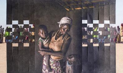 Una de las imágenes de la exposición