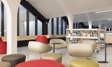 A partir del 14 de septiembre, reabren las bibliotecas con las nuevas medidas sanitarias